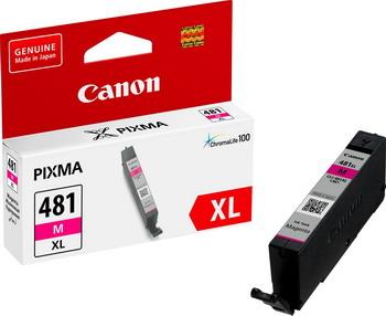 Картридж Canon CLI-481 XL M EMB 2045 C 001 Пурпурный