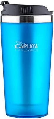 Термокружка LaPlaya Mercury Mug 0.4 L blue 560068 термокружка 0 38 л asobu sparkling mugs голубая mug 550 blue