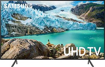 4K (UHD) телевизор Samsung UE 55 RU 7100 UXRU цена