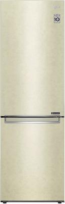 Двухкамерный холодильник LG GA-B 459 SECL Бежевый двухкамерный холодильник lg ga b 459 sqcl белый