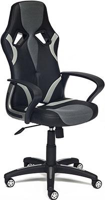 цена Кресло Tetchair RUNNER ткань черный/серый 2603/tw12/TW-14 онлайн в 2017 году