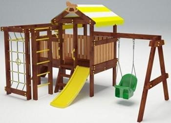 Игровой комплекс Савушка Baby Play - 11 СБП-11
