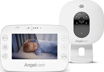 Видеоняня Angelcare AC320 белая 4 3'' LCD дисплей Holodilnik.ru