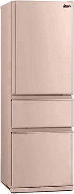 лучшая цена Многокамерный холодильник Mitsubishi Electric MR-CXR46EN-PS искрящийся персик