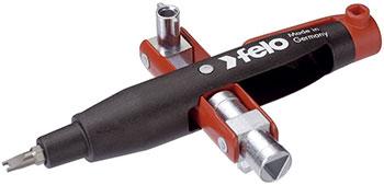 Универсальный ключ для ящиков Felo 06399901 фото