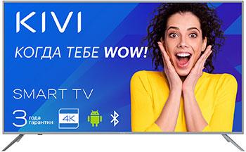 Фото - 4K (UHD) телевизор KIVI 40U600GR кеды мужские vans ua sk8 mid цвет белый va3wm3vp3 размер 9 5 43