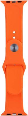 Ремешок спортивный Eva для Apple Watch 38mm Оранжевый (AVA001OR)