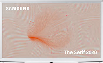 The Serif телевизор Samsung QE43LS01TAUXRU фото