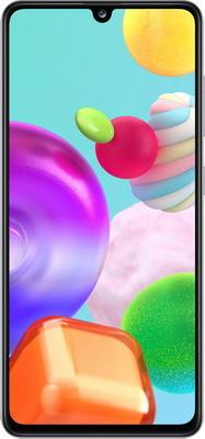 Смартфон Samsung Galaxy A41 4/64Gb SM-A415F белый смартфон samsung galaxy s8 sm g950f 64gb жёлтый топаз