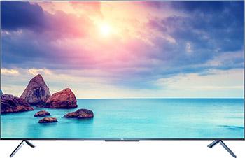 Фото - 4K (UHD) телевизор TCL 55C717 Smart темно-синий qled телевизор tcl 55c717