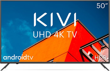 4K (UHD) телевизор KIVI 50U710KB недорого