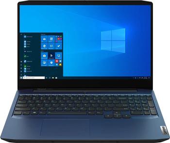 Ноутбук Lenovo Gaming 3 15ARH05 (82EY009KRK) синий хамелеон