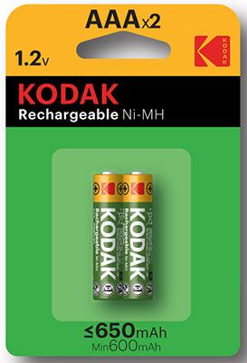 Аккумулятор KODAK HR03-2BL 650mАh 30955042