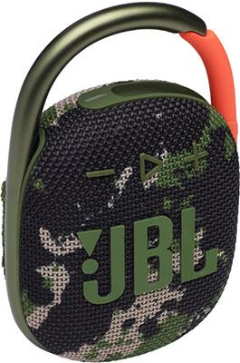Портативная акустика JBL CLIP4 SQUAD