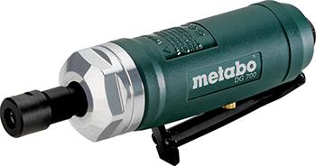 Пневматическая прямошлифовальная машина Metabo DG 700 601554000