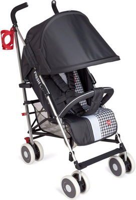 цена на Коляска Happy Baby CINDY Dark Grey