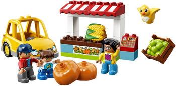 Конструктор Lego DUPLO Town: Фермерский рынок 10867