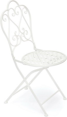 Стул Tetchair Secret De Maison Love Chair (butter white) 10255 кованый стул secret de maison глория gloria доступные цвета чёрный