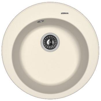 Кухонная мойка Florentina Никосия D 510 жасмин FS искусственный камень цены