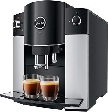 Кофемашина автоматическая Jura D6 Platin EU 15181