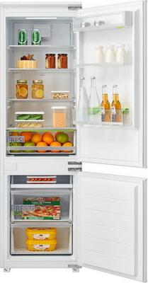 Встраиваемый двухкамерный холодильник Midea MRI 9217 FN встраиваемый двухкамерный холодильник midea mri 9217 fn