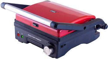 Электрогриль GFgril GF-135 plate free rosso электрогриль gfgril gf 130 plate free цвет серебристый черный