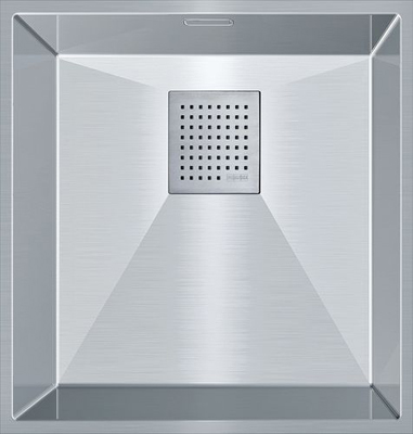 Кухонная мойка FRANKE PKX 110-40 3 5'' под ст пер. 122.0150.661 lwi 5 ст сталь