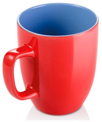 Кружка Tescoma CREMA SHINE красный 387192.20 стакан tescoma crema 500 мл