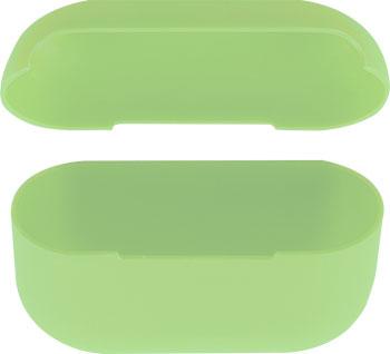 Силиконовый чехол ультратонкий Red Line для зарядного кейса AirPods Pro зеленый чехол red line для зарядного кейса apple airpods silicone space flower ут000017874