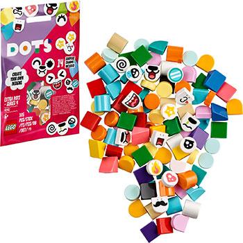 Конструктор Lego DOTs Тайлы DOTS — серия 4