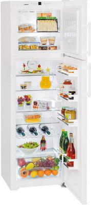 Двухкамерный холодильник Liebherr CTN 3663-21 холодильник liebherr ctn 3663 20 001 белый