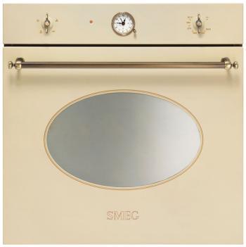 Встраиваемый газовый духовой шкаф Smeg SF 800 GVPO цены