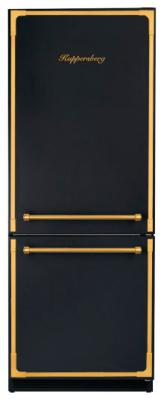 Двухкамерный холодильник Kuppersberg NRS 1857 ANT Bronze цена и фото