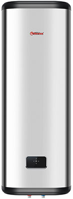 Водонагреватель накопительный Thermex FLAT DIAMOND TOUCH ID 100 V накопительный водонагреватель thermex flat diamond touch id 80 v rzb 80 l