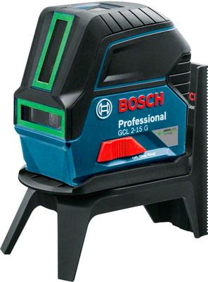 Уровень Bosch GCL 2-15 G RM1 0601066 J 00