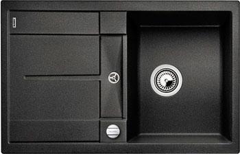 Кухонная мойка BLANCO METRA 45 S-F антрацит с клапаном-автоматом цены