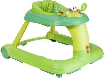 Ходунки-качалка Chicco 123 Baby Walker Green 06079415510000 chicco игровой центр каталка baby walker 2 в 1 chicco