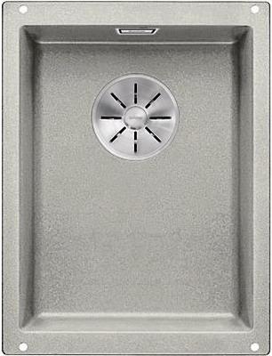 Кухонная мойка BLANCO SUBLINE 320-U SILGRANIT жемчужный с отв.арм. InFino 523409 цена в Москве и Питере