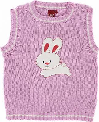 Жилет Reike knit BG-4 98-52(26) куртка для девочки boom цвет красный 70329 bog вар 2 размер 98 3 4 года