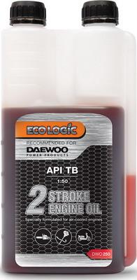 Масло Daewoo Power Products ECO LOGIC DWO 250 цена
