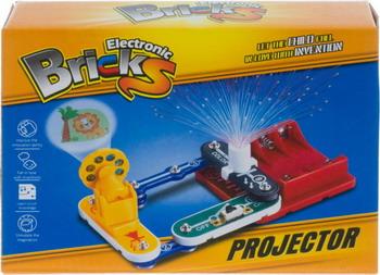 Набор Electronic Blocks Разноцветный проектор YJ 188171448 1CSC 20003434 электронный конструктор electronic blocks проектор yj 188171447 1csc 20003433