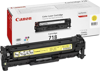 Картридж Canon 718 Y 2659 B 002 картридж canon 731 m 6270 b 002