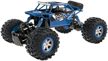 Краулер Пламенный мотор Амфибия металл син. 870231 автомобиль пламенный мотор ралли стрит 870332 от 4 лет сине черный