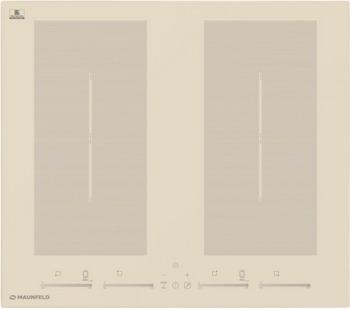 Встраиваемая электрическая варочная панель MAUNFELD EVI.594.FL2(S)-BG цена и фото