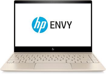 Ноутбук HP Envy 13-ad 009 ur  i3-7100 U (Silk gold) ноутбук hp 15 da 0189 ur 4mw 88 ea i3 7020 u snow white
