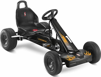 Машина педальная Puky F1L 3840 black черный