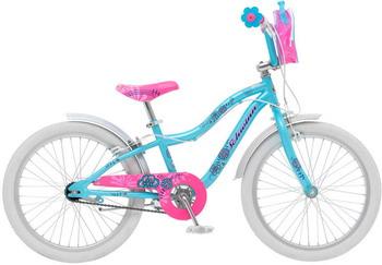 цена на Велосипед Schwinn Mist 20 голубой