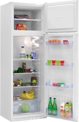 Двухкамерный холодильник NordFrost NRT 144 032 белый цена в Москве и Питере