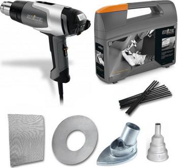 цена на Набор для ремонта бампера Steinel HG 2320 E 005597