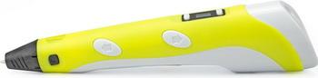 3D ручка UNID SPIDER PEN LITE с ЖК дисплеем желтая 6200 Y abs 1 75 3d 395m